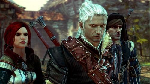 Xbox 360 saca pecho con The Witcher 2