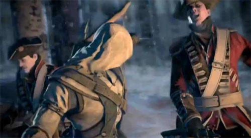 Más madera de Assassin's Creed 3