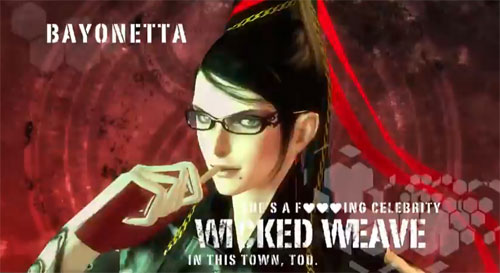 Bayonetta en Anarchy Reigns
