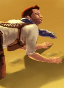 Uncharted conoce a Journey