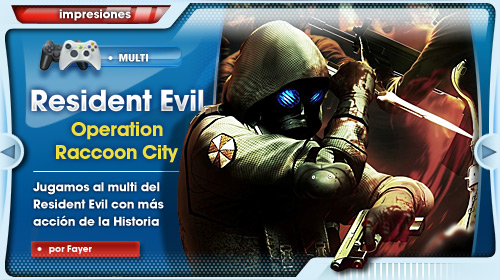 Resident Evil Operation Raccoon City, Impresiones con el modo Versus