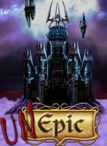 ¿Quieres un código de descarga gratis de Unepic, el RPG que lo parte?