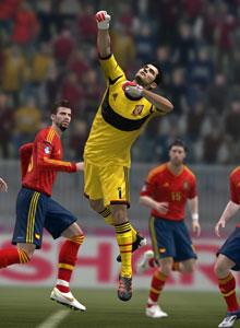 La EURO12 será DLC en FIFA 12