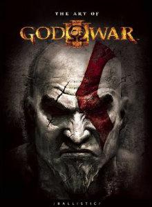 Biblioteca AKB The art of God of War III