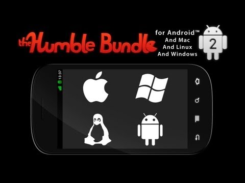 Nuevo Humble Indie Bundle for Android 2
