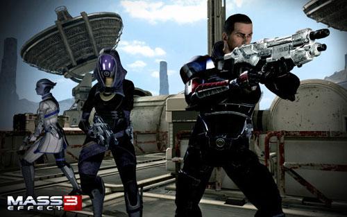 ¿Quieres otro final de Mass Effect 3? Por pedir que no quede…