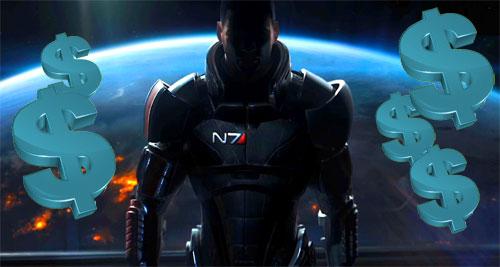 Había ganitas de Mass Effect 3