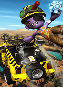 Carreras descafeinadas [Análisis Modnation Racers Road Trip]