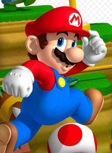 El mejor salto portátil de Mario