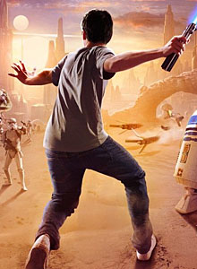 La fuerza en tu Kinect se manifiesta, joven padawan