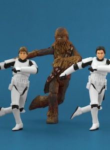 Odiarás a Kinect Star Wars