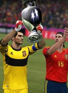 El juego de la Eurocopa 2012 ya tiene su primer tráiler