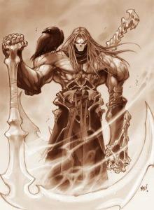 Muerte hará acto de presencia en el Salón del cómic de BCN