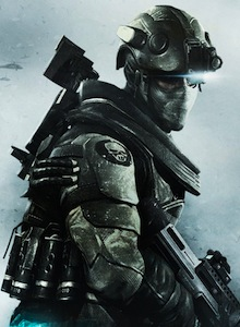 Llévate tu Ghost Recon Future Soldier a cualquier sitio con GunSmith