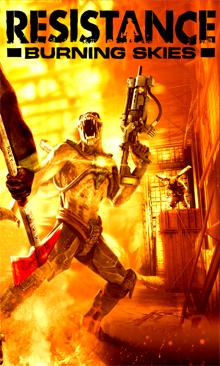 Asi será el multijugador online de Resistance Burning Skies en PS Vita