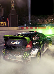 Se confirma la demo de DiRT Showdown bajo el nuevo sello Codemaster Racing
