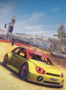 Turbo. El nuevo vídeo de DiRT Showdown