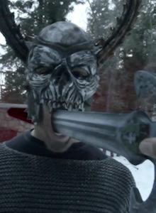 Combates y gamberradas de Skyrim recreados con actores reales