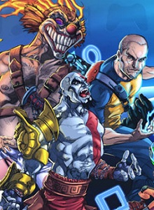 PlayStation All-Stars Battle Royale: PS3 ya tiene su Smash Bros.