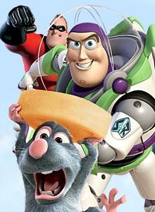La magia de Pixar invade tu casa