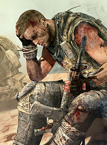 La cruda realidad de la guerra con Spec Ops: The Line