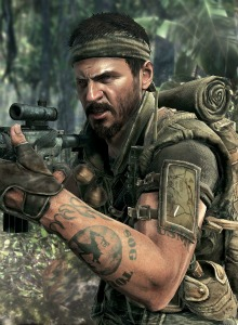 ¿Será este el primer cartel de Call of Duty: Black Ops 2?