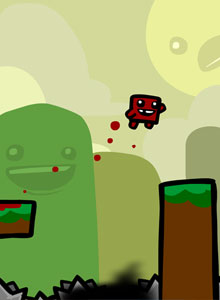 Otro para táctiles: Super Meat Boy confirmado