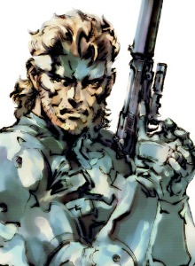 Metal Gear Solid HD Collection para PS Vita ya tiene fecha