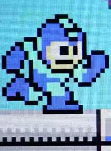 Go Right! Nostalgia pixelada