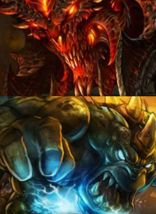 Diablo III vs Torchlight II. Fight!