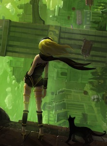 Sony nos vende la moto Vita: Resistance Burning Skies, Gravity Rush y Table Top Tanks