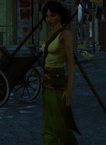 Jade pululando por Beyond Good and Evil 2