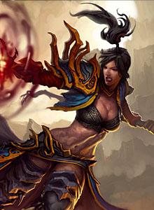 Sobran las palabras: interfaz de Diablo 3