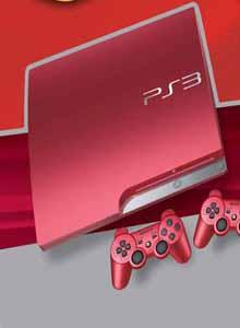 PS3 se vuelve a vestir de La Roja
