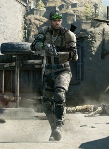 [E3 2012] Descubre las armas de Splinter Cell: Blacklist
