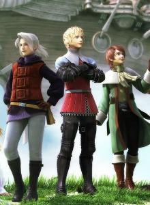 La magia de Final Fantasy III llega a PSP