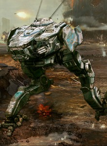 Gameplay de la beta de MechWarrior Online ¡Hypeeee!