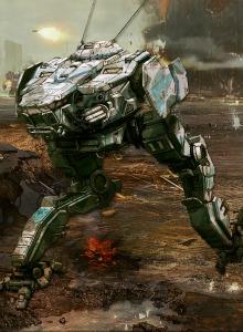 Gameplay de la beta de MechWarrior Online ¡Hypeeee!