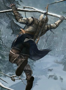 [E3 2012] Assassins Creed 3 lo parte con su gameplay y su tráiler