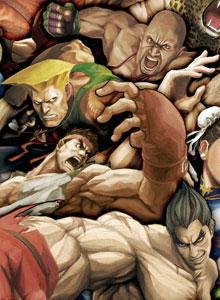 Dos contra dos en Street Fighter X Tekken