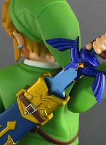 Con un muñeco de Link así, ¿Quién no quiere ser un niño grande?