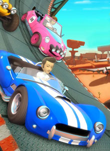 Joy Ride Turbo sorprende gratamente