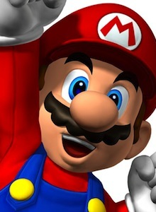 Mario es mágico. Y este mapa también.