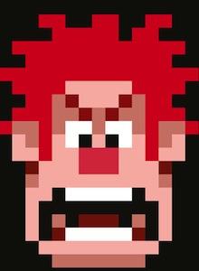 ¡Rompe, Ralph!: Disney y el malo de 8 bits que quería caer bien