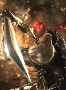 Ojito a las nuevas imágenes de Metal Gear Rising Revengeance