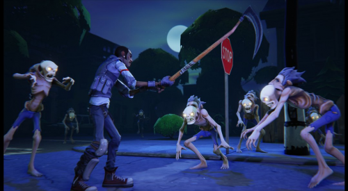 Fortnite, el estreno de Unreal Engine 4 en PC