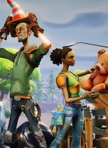 Fortnite, el Minecraft de Epic, estrenará el motor Unreal Engine 4