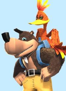Super Mario al rescate de Banjo & Kazooie