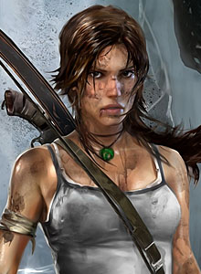 Lara nos impresiona en el nuevo Tomb Raider