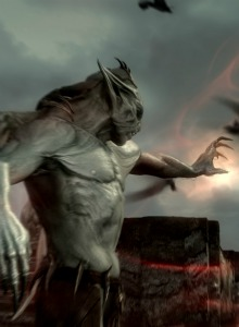 Ya puedes disfrutar de Dawnguard en PC, vampiro